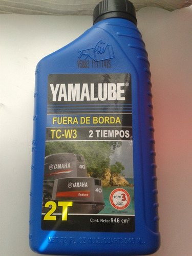 aceite fuera de borda 2 tiempos yamalube