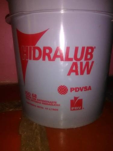 aceite hidralub iso 68