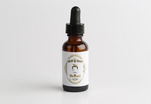 aceite hidratación de  barba