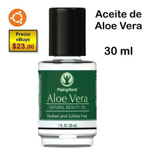 aceite hidratante de belleza de aloe vera 100% puro (mceb)