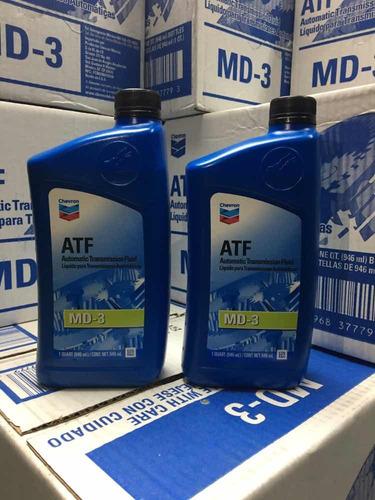 aceite hidráulico chevron atf-3