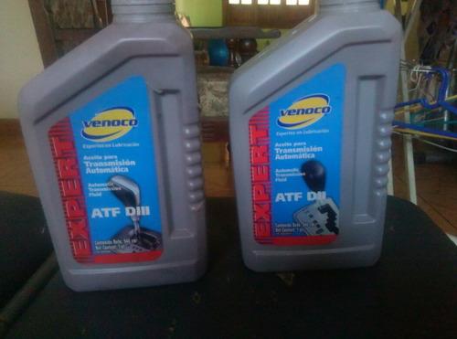 aceite hidraulico d2 y d3