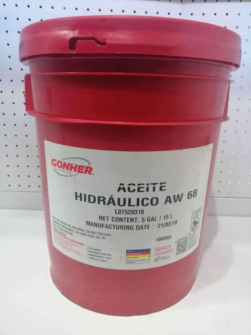 Tipos de aceites para maquinaria pesada