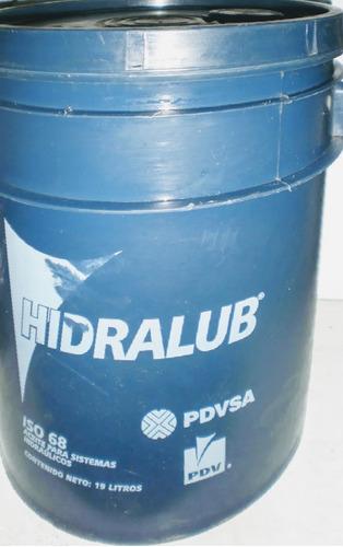 aceite hidráulico iso 68