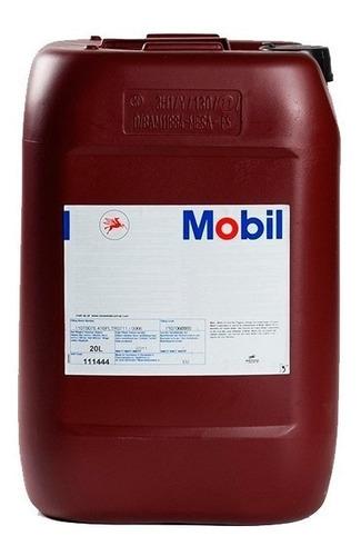 aceite hidraulico mobil nuto h 46 balde x20l