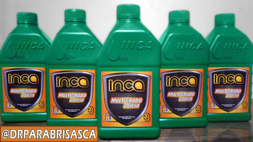 aceite inca 20w50 mineral
