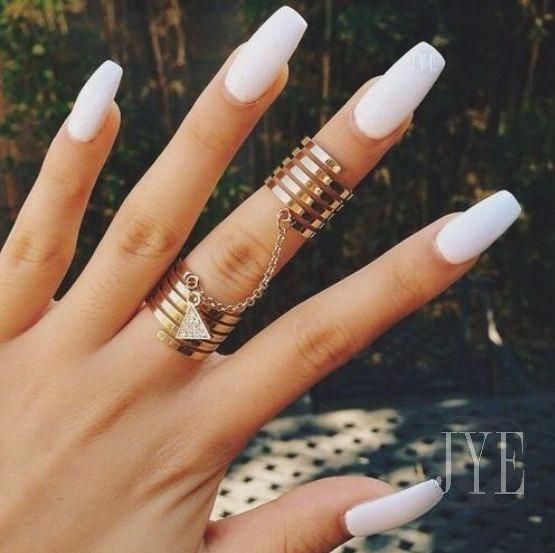 Aceite Jye Long Nails Crecimiento De Uñas Natural 60ml