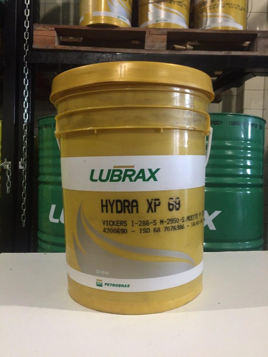 aceite lubrax hydra xp 68