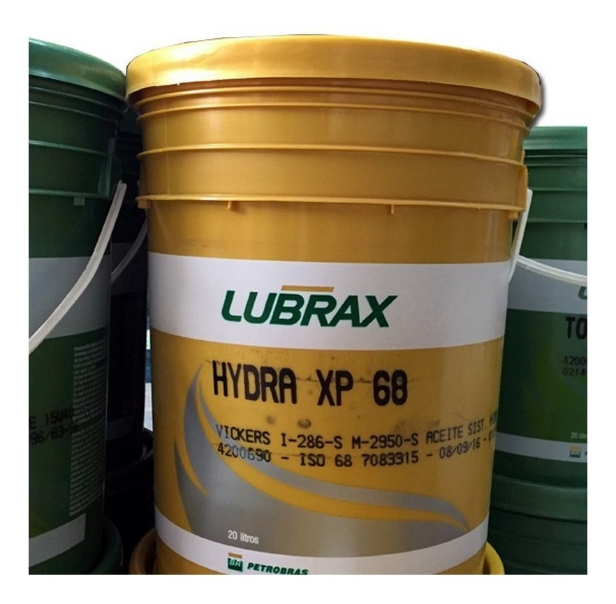 lubrax hydra xp 68