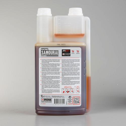 aceite lubricante mezcla 2t ipone samourai 100% sintetico