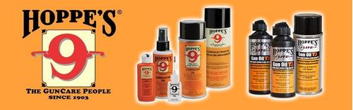 aceite lubricante precisión hoppes y protector armas cacería