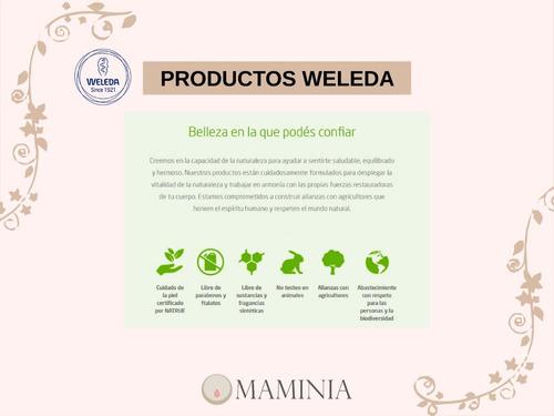 aceite masaje árnica weleda vegano celiaco deporte embarazo