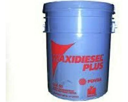aceite  maxidiesel sae 50 y ultradiesel 15w40 paila
