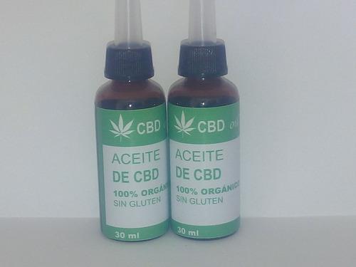 aceite medicinal cbd 30 ml cbdoilchile /envíos a domicilio .