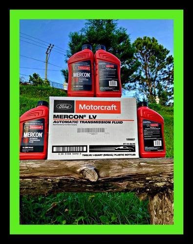 aceite mercon lv caja automatica motorcraft original
