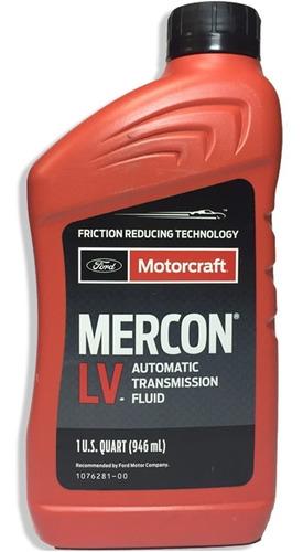 aceite mercon lv caja automatica motorcraft original spf