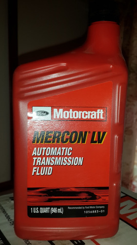 aceite mercon lv motorcraft original