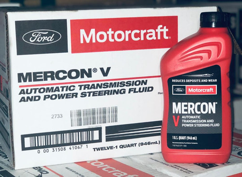aceite mercon v motorcraft