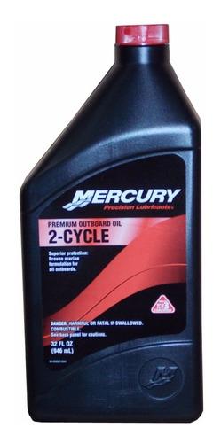 aceite mercury 2 tiempos tc-w3 precio 1 litro (no envios)