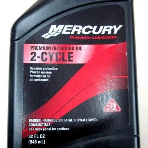 aceite mercury fuera de borda 2 tiempos