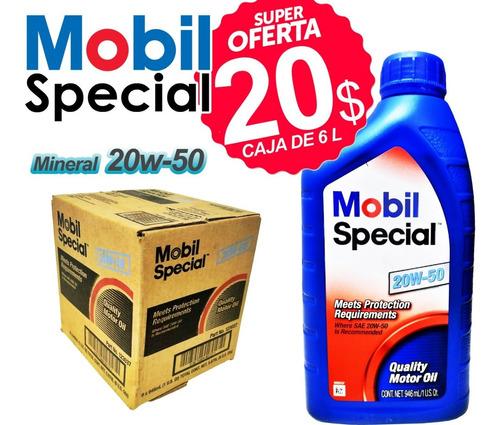 aceite mineral 20w-50 api sn. tienda física / envíos