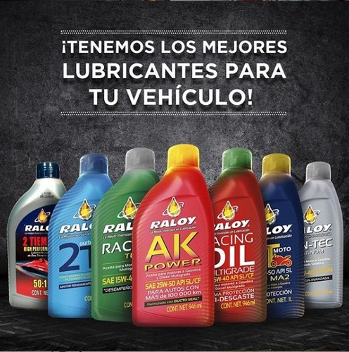 aceite mineral 20w50 raloy tienda oficial 208 lts