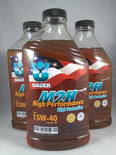 aceite mineral dauver 15w-40
