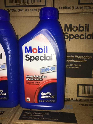 aceite mineral mobil 20w50 tienda física