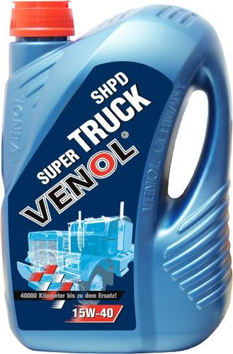 aceite mineral super truck diesel sae15w-40 (5 litros)