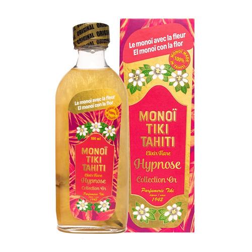 aceite monoi tiki tahiti elixir tiare de monoï hypnosis or