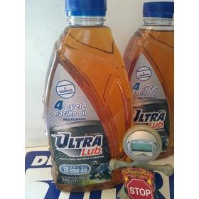 Aceite Moto Ultralub 4t 10w-40 Mineral, Tienda Fisica
