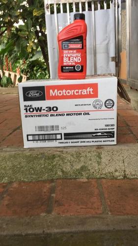 aceite motocraft 5w20