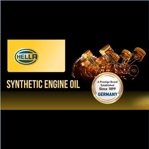 aceite motor 5w30 sintetico 5 lts presentación oficial hella