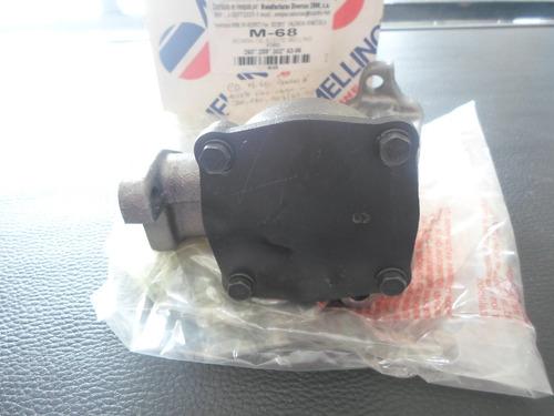 aceite motor bomba