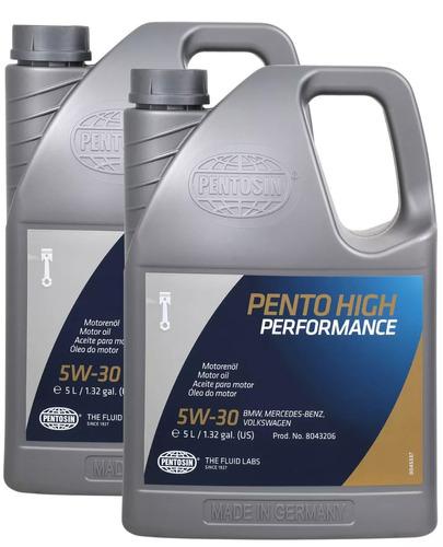 aceite motor sentra 2009 4 cil. 2.5l pentosin 5w-30; 10l