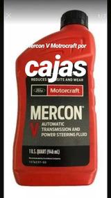 Aceite Motrocraft Mercon V Por Caja