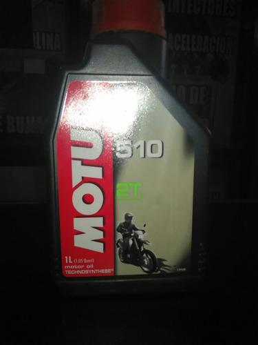 aceite motul 2 tiempos