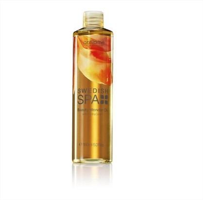aceite multi-beneficios para cabello y cuerpo oriflame