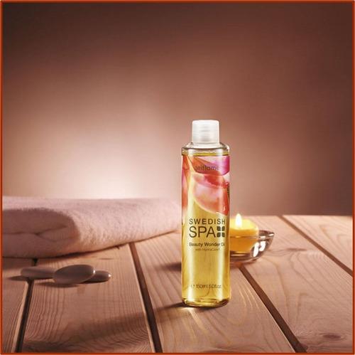 aceite multibeneficios para cabello y cuerpo oriflame