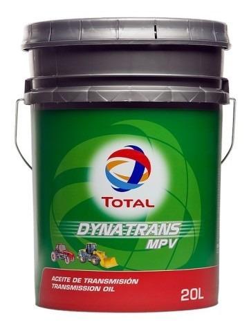 aceite multifuncional transmision dynatrans mpv x 20 litros