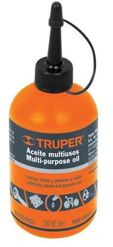aceite multiuso 90ml protege c/oxid/corrosi truper a-31-90