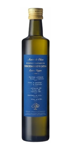 aceite oliva dv catena x500cc