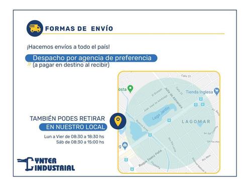 aceite p/ cadena de moto sierra - 1 litro | ynter industrial