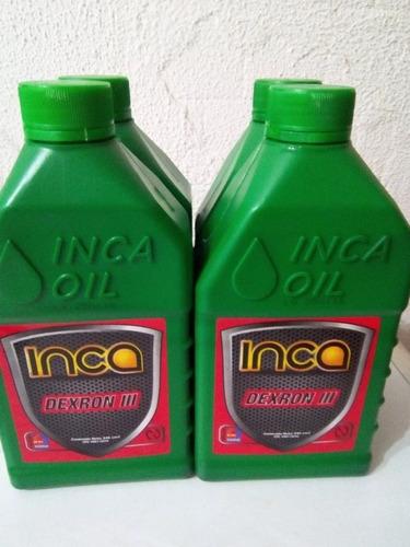aceite para caja