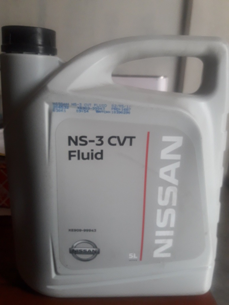 Aceite Para Cajas Automaticas Nissan Cvt Ns3 - S/ 650,00 ...