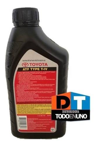 aceite para cajas t-iv toyota corolla 2003 04 05 2007 2008