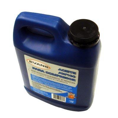 Aceite para compresor 1 lts aw100 evans en for Aceite para compresor