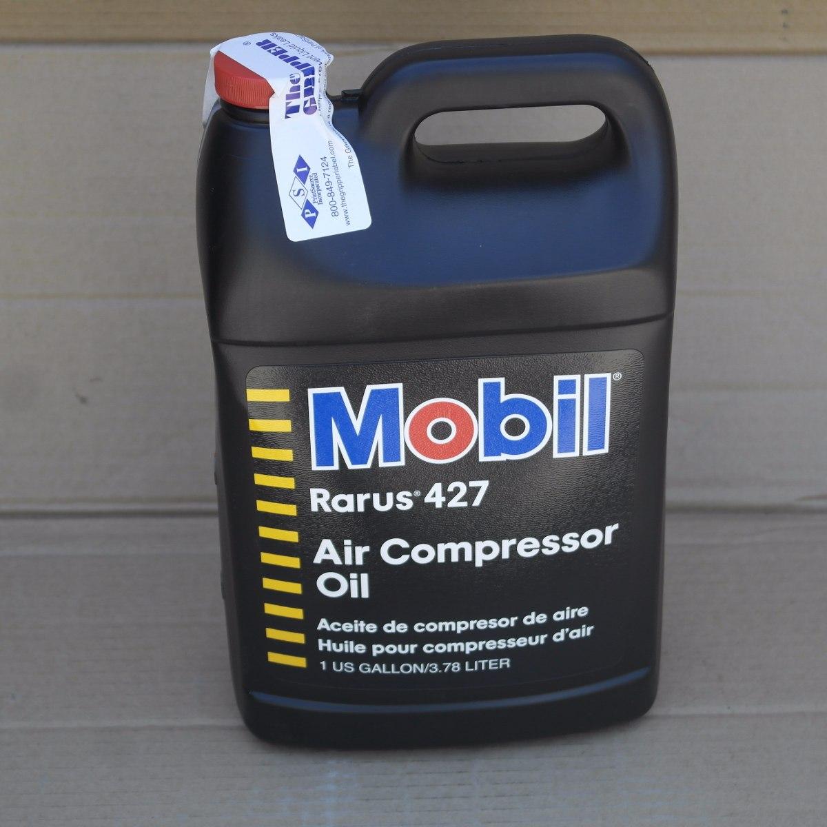 Aceite para compresor mobil rarus 427 made in usa 1 galon for Aceite para compresor