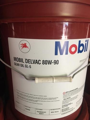 aceite para engranajes mobil delvac 80w-90, lubicantes