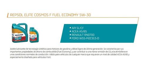 aceite para ford repsol elite cosmos f 5w30 1 litro